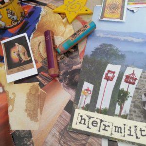 Rituel du tarot créatif du lundi : 2ième partie du voyage @ Chez vous, via Zoom ou enregistrement